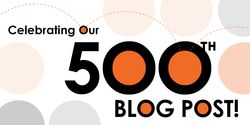 Yaffe Tidbits 500th Blog Post